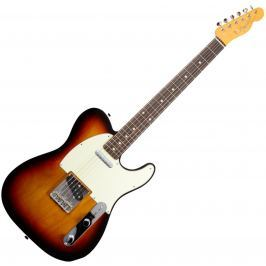 Fender Vintage '62 Telecaster w/Bound Edges, Rosewood Fingerboard, 3-Color Sunburst