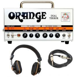 Orange Dual Terror 30 Head SET