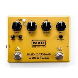 MXR M287 SUB Octave Bass Fuzz