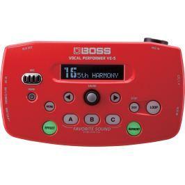 Boss VE-5 Red