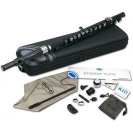 NUVO Student Flute Kit Kit Black/Silver