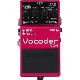 Boss VO 1 Vocoder