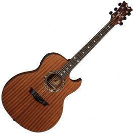 Dean Guitars Exhibition A/E - Satin Natural
