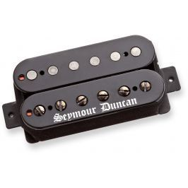 Seymour Duncan Black Winter Bridge Humbucker Pickup Black