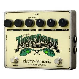 Electro Harmonix Turnip Greens Pedal