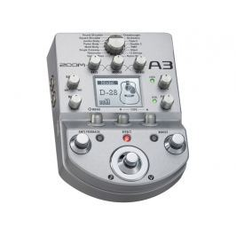 Zoom A3 Acoustic effects pedal