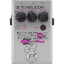 TC Helicon Talkbox Synth
