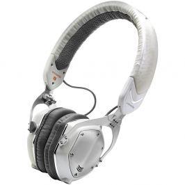 V-Moda XS White Silver