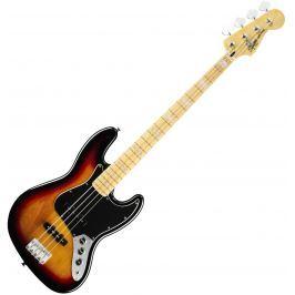 Fender Squier Vintage Modified Jazz Bass 77 3 Color Sunburst