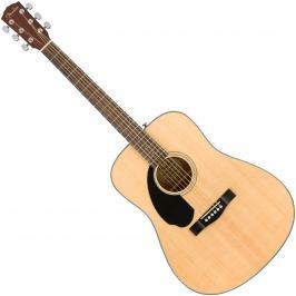 Fender CD-60S Left-Hand Natural