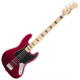 Fender Squier Vintage Modified Jazz Bass 70s Candy Apple Red