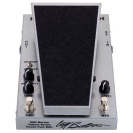 Morley M2 Cliff Burton Tribute Power Fuzz Wah