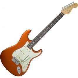 Fender American Elite Stratocaster RW Autumn Blaze Metallic