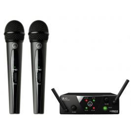 AKG WMS40 Mini2 Vocal Dual ISM2/3