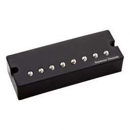 Seymour Duncan Nazgul 8 Active Mount Black Soapbar Cover