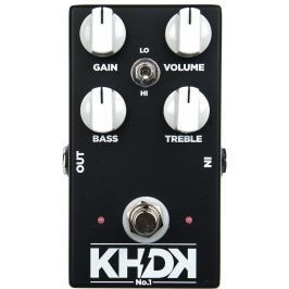 KHDK Electronics No. 1 Overdrive