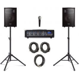 Alesis PA System in a Box Bundle