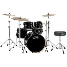 PDP by DW MAINstage Black Metallic 20x10x12x14-14