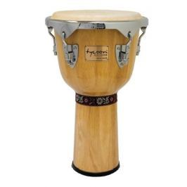 Tycoon Concerto Series Djembe 12''  Natural