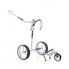 Jucad Racing White Carbon Electric