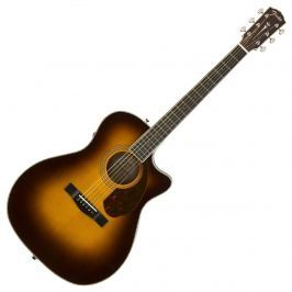 Fender PM-4CE Auditorium Limited Vintage Sunburst