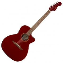 Fender Newporter Classic Hot Rod Red Metallic w/bag
