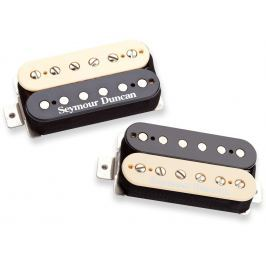 Seymour Duncan SH-PG1 Pearly Gates Humbucker Pickup Set Zebra
