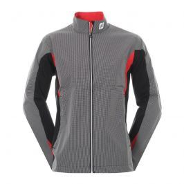 Footjoy Hydrolite Jacket Black Check W/R L