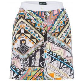 Golfino Tribal Print Skort Medium 100 42