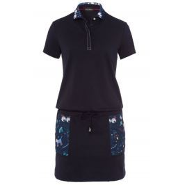 Golfino Short Sleeve Sun Protect Dress W/Shorts 580 34
