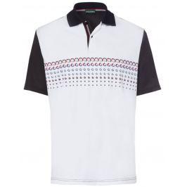 Golfino Mens Golf Ball Printed Polo 890 50