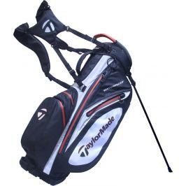 Taylormade TM17 Waterproof Stand Black White Red