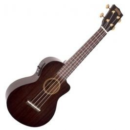 Mahalo Electric-Acoustic Concert Ukulele Trans. Black (B-Stock) #907952