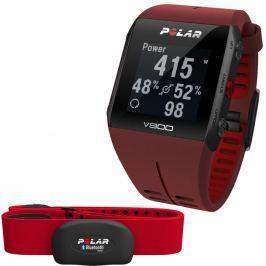 Polar V800 HR Red