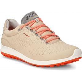 Ecco Golf Biom Hybrid 2 Oyester/Coral Blush 41 Womens