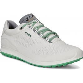 Ecco Golf Biom Hybrid 2 White/Granite Gree 41 Womens