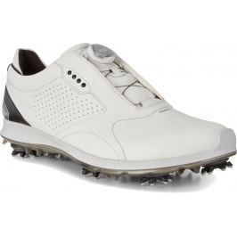 Ecco Golf Biom G2 White/Black 45 Mens