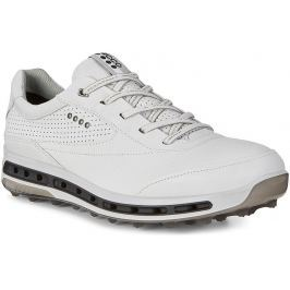Ecco Golf Cool Pro White/Black/Transparent 44 Mens