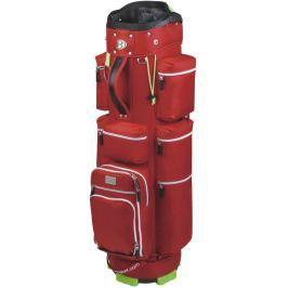 Bennington FO 15 Tro Cart Bag 15 Way Divider Chilli