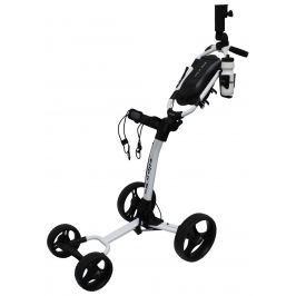 Axglo Flip N Go 4 wheel trolley white/black