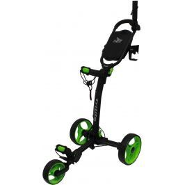Axglo TriLite 3 wheel trolley black/green