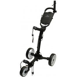 Axglo TriLite 3 wheel trolley black/white