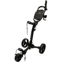 Axglo TriLite 3 wheel trolley black/black