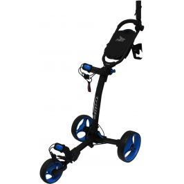 Axglo TriLite 3 wheel trolley black/blue