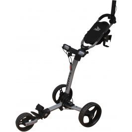 Axglo TriLite 3 wheel trolley grey/black
