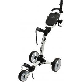 Axglo TriLite 3 wheel trolley white/white