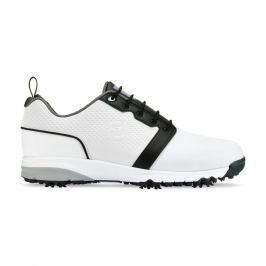 Footjoy Contour Fit White/White/Black Mens US10.0