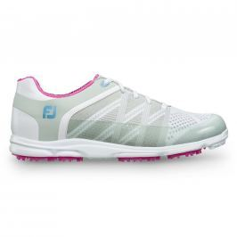 Footjoy Sport Sl Lt Grey/Berry Womens US7.5