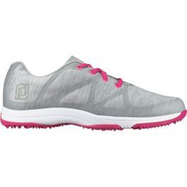 Footjoy Fj Leisure Light Grey Womens US7.5