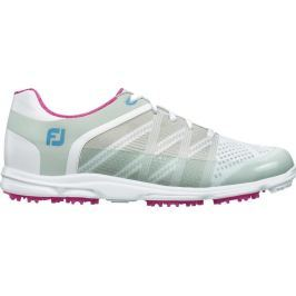 Footjoy Sport Sl Lt Grey/Berry Womens US6.0